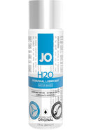 Jo H2o Water Based Lubricant 2.5 Ounce