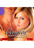 Couples Sweet Surrender His And Hers Edible 3 Piece Pina...