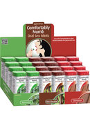 Comfortably Numb Oral Sex Mints Assorted 24 Piece Display