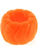 Grinder 1 Silicone Ballstretcher Orange 1.5 Inch
