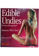 Sexy Edible Panty Female Forbidden Fruit Mai Tai