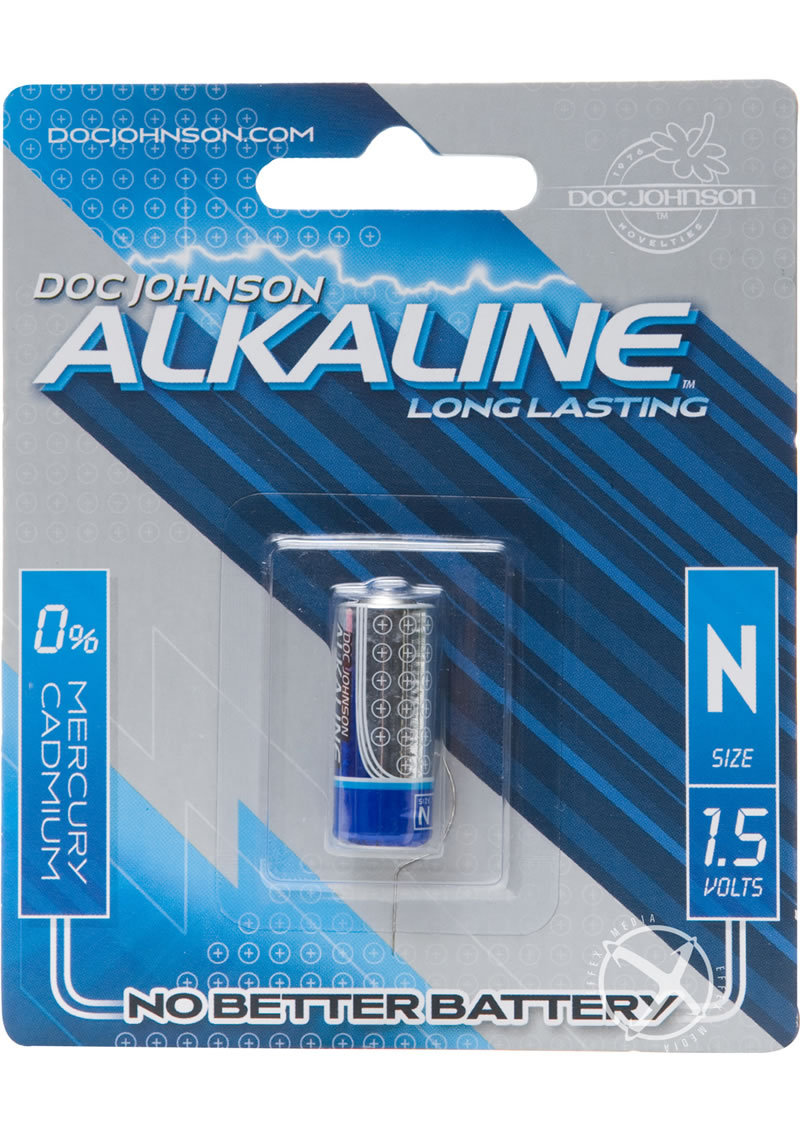 Doc Johnson Alkaline Batteries N 1 Pack